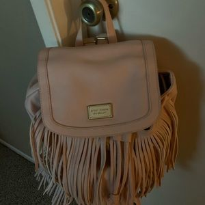 NWT Betsey Johnson Backpack Purse